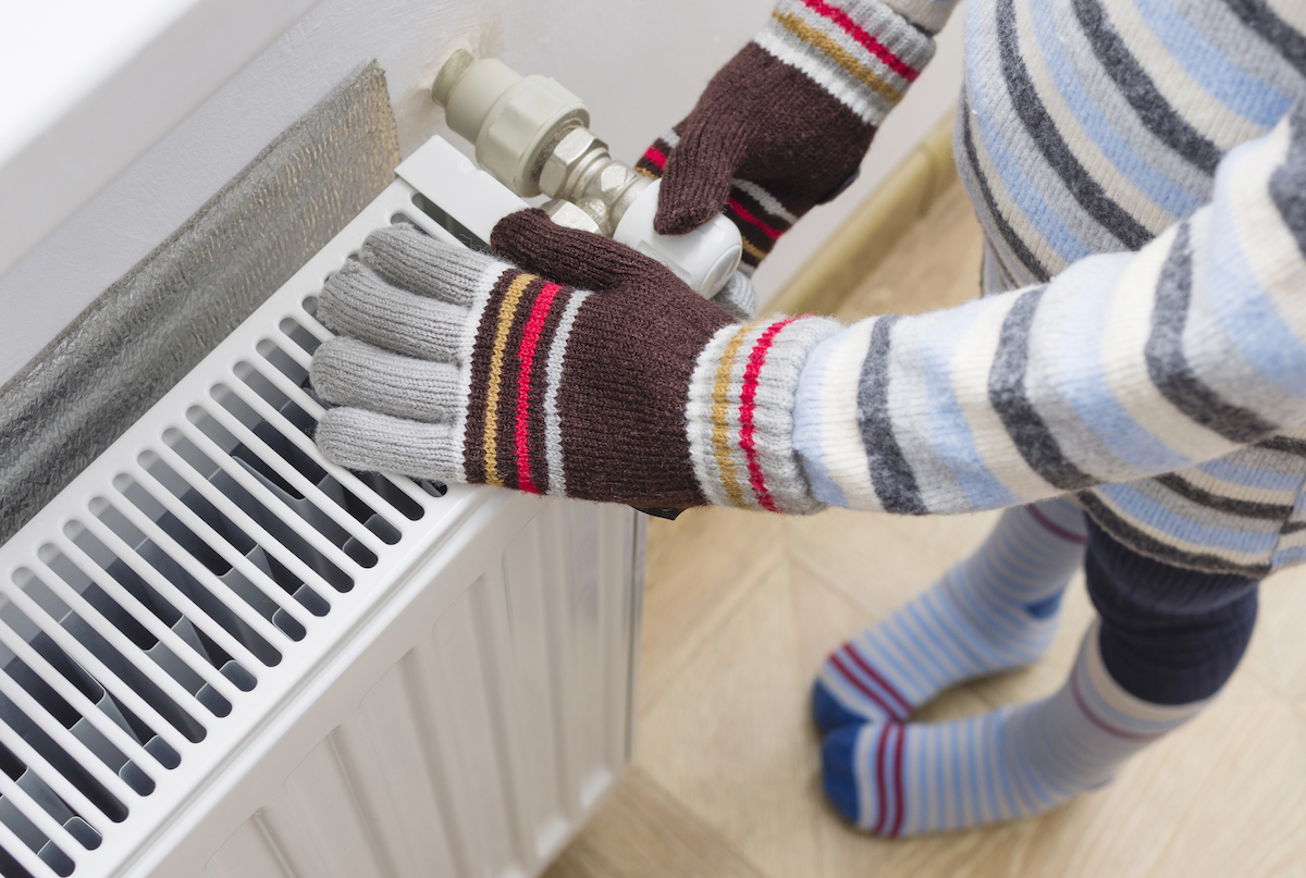 If you're still cold in your NYC apartment, there are other options beyond standing at the radiator all day.