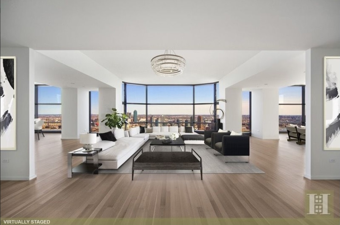 10 NYC apartments that cost more in rent per month than the