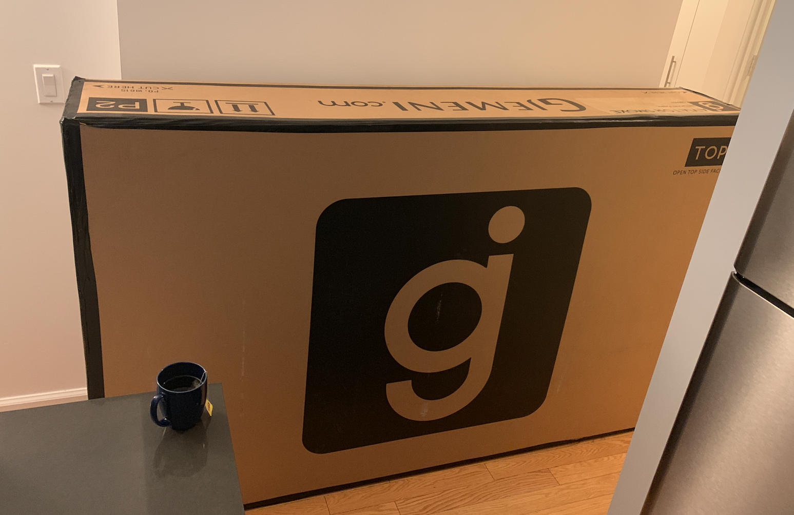 Test Driving Gjemeni S Couch In A Box Four Clicks And A
