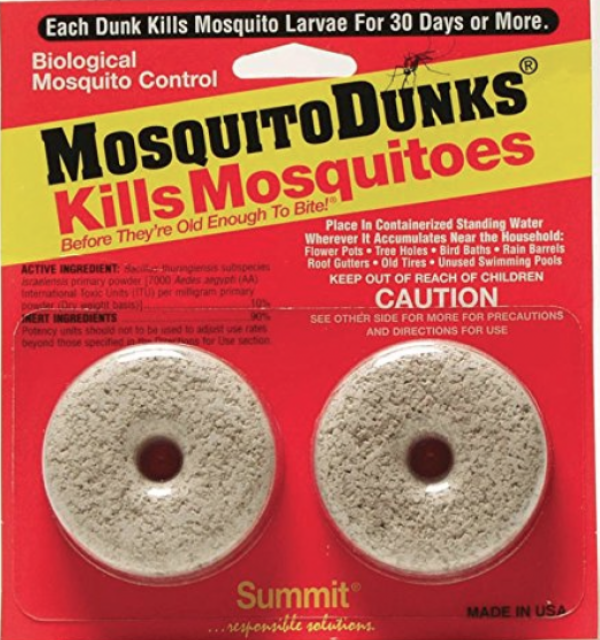 Take back your deck! How to win the war with mosquitoes and