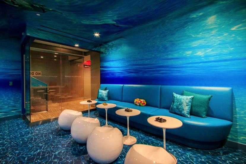 Aquapella Lounge