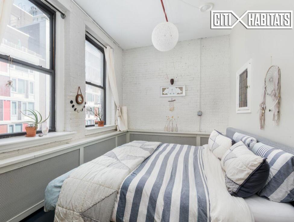 A massive Williamsburg artist's loft begs your creativity