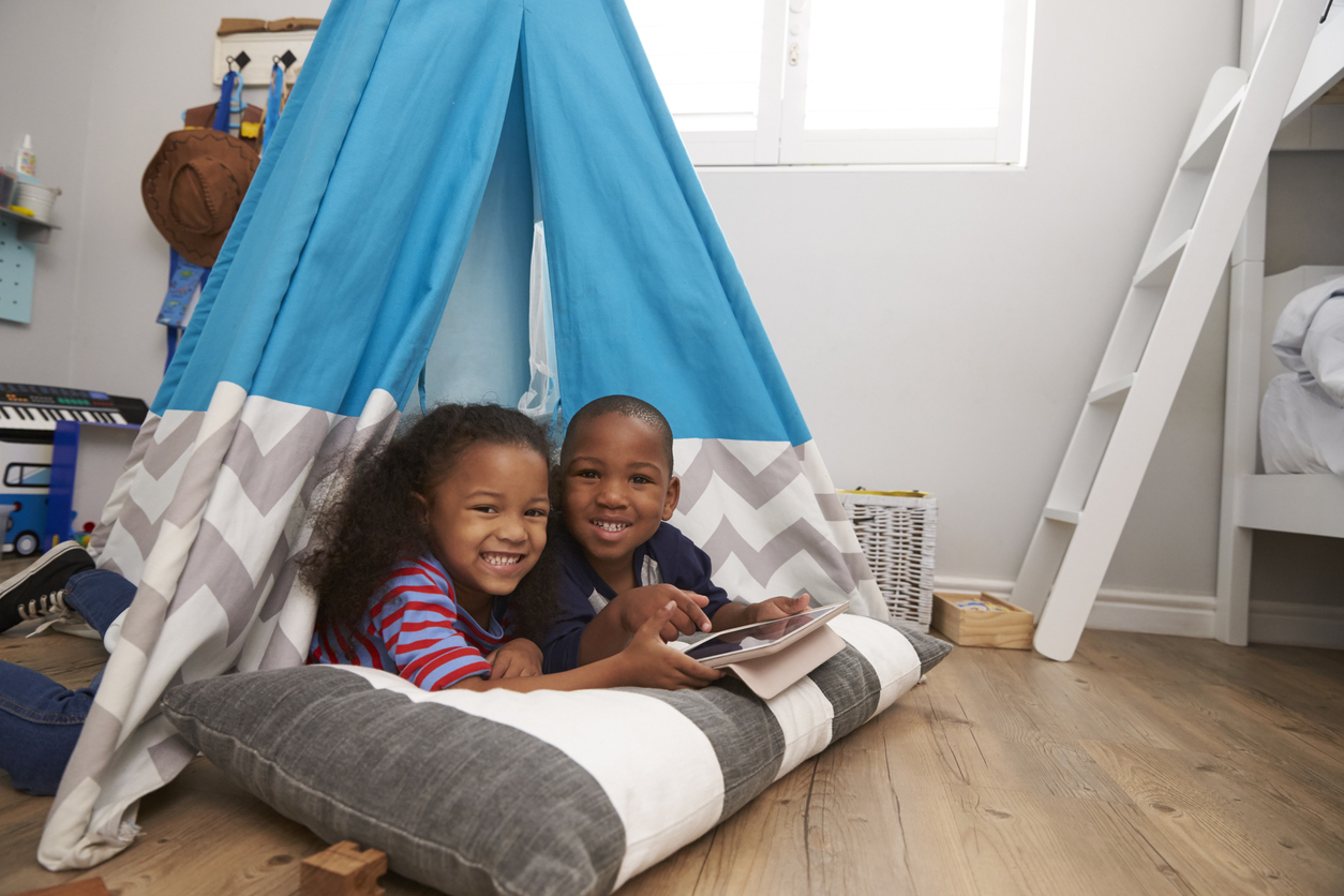 Picture of: Beyond The Bunk Bed How To Create The Perfect Space For Siblings Sharing A Room