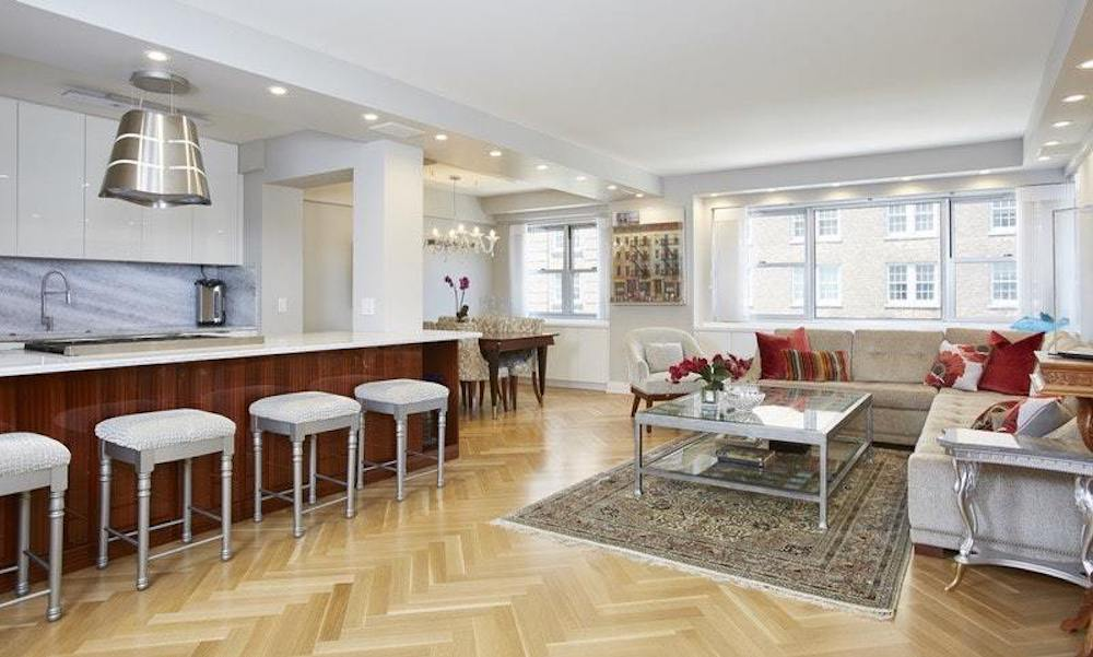 This Renovated Upper East Side Condo Is A Block From