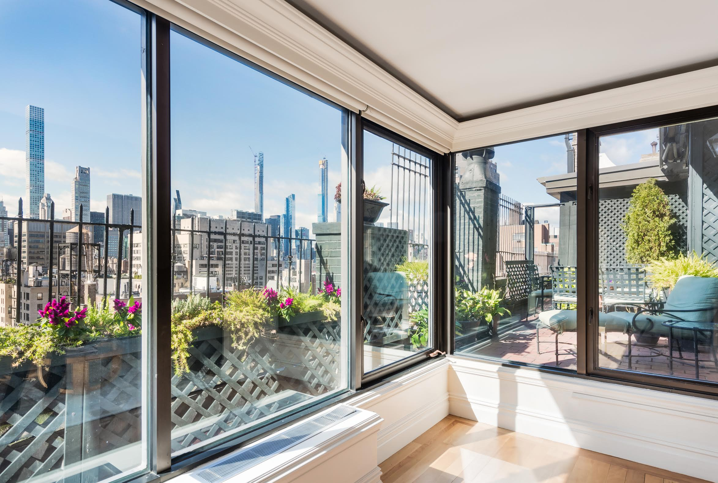 The pros and cons of buying a penthouse apartment