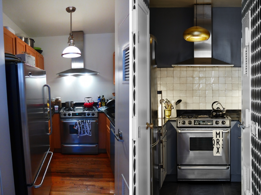 How To Give Your Tiny Kitchen A Facelift Without Shelling Out For A Renovation