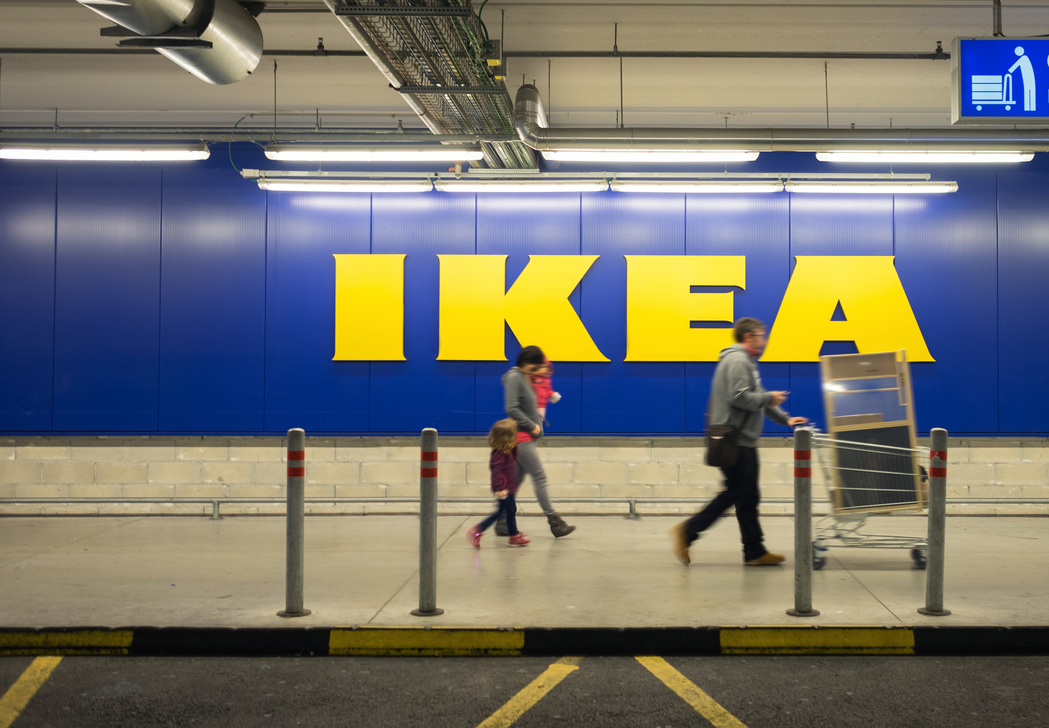 How To Get Ikea Furniture Delivered To Your Nyc Apartment Without Losing Your Mind,Small Space Bathroom Paint Bathroom Cabinet Colors 2020