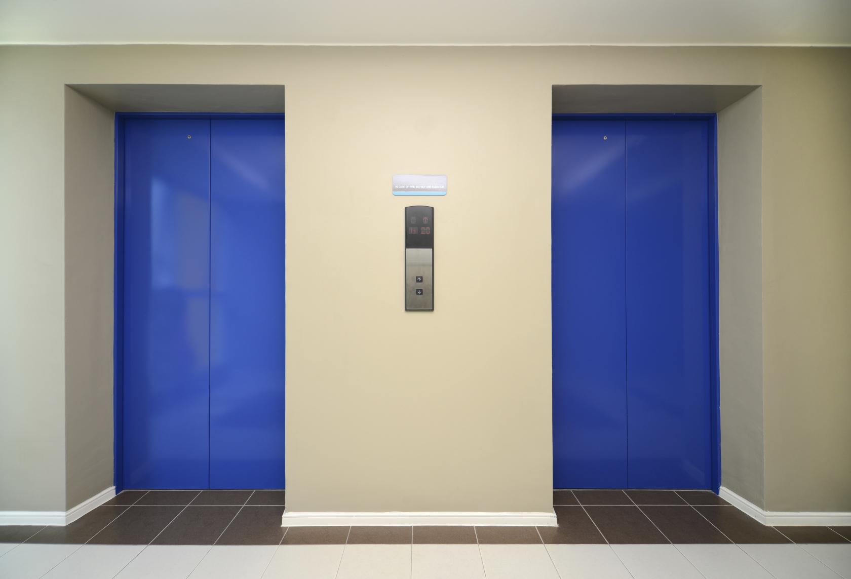 синий лифт картинки везде дома