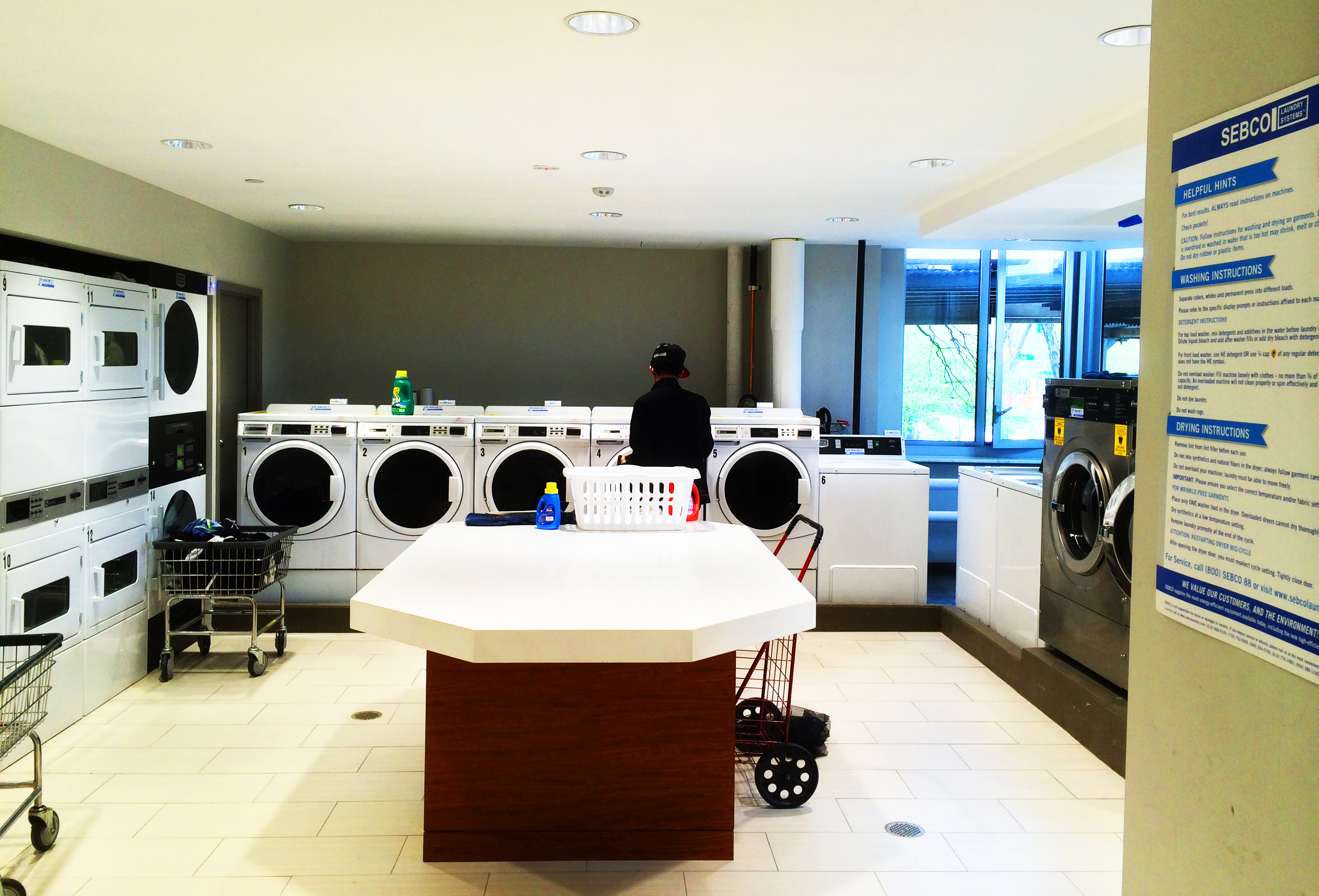 Bye bye laundromat how to get a laundry room in your buildingfor free solutioingenieria Choice Image
