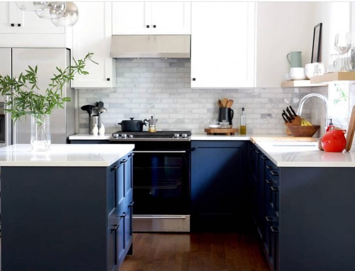Hack your IKEA cabinets with these custom pieces for a more ...
