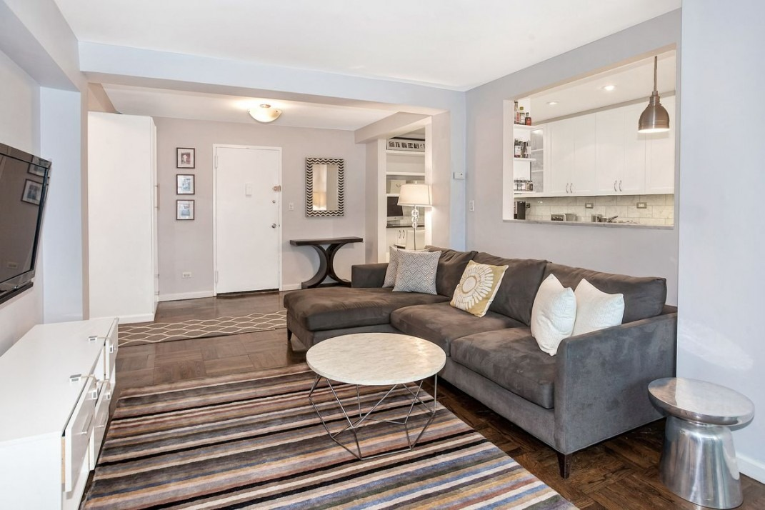 A Greenwich Village Two Bedroom With A Hefty Maintenance Is Still A Relative Bargain At 985 000