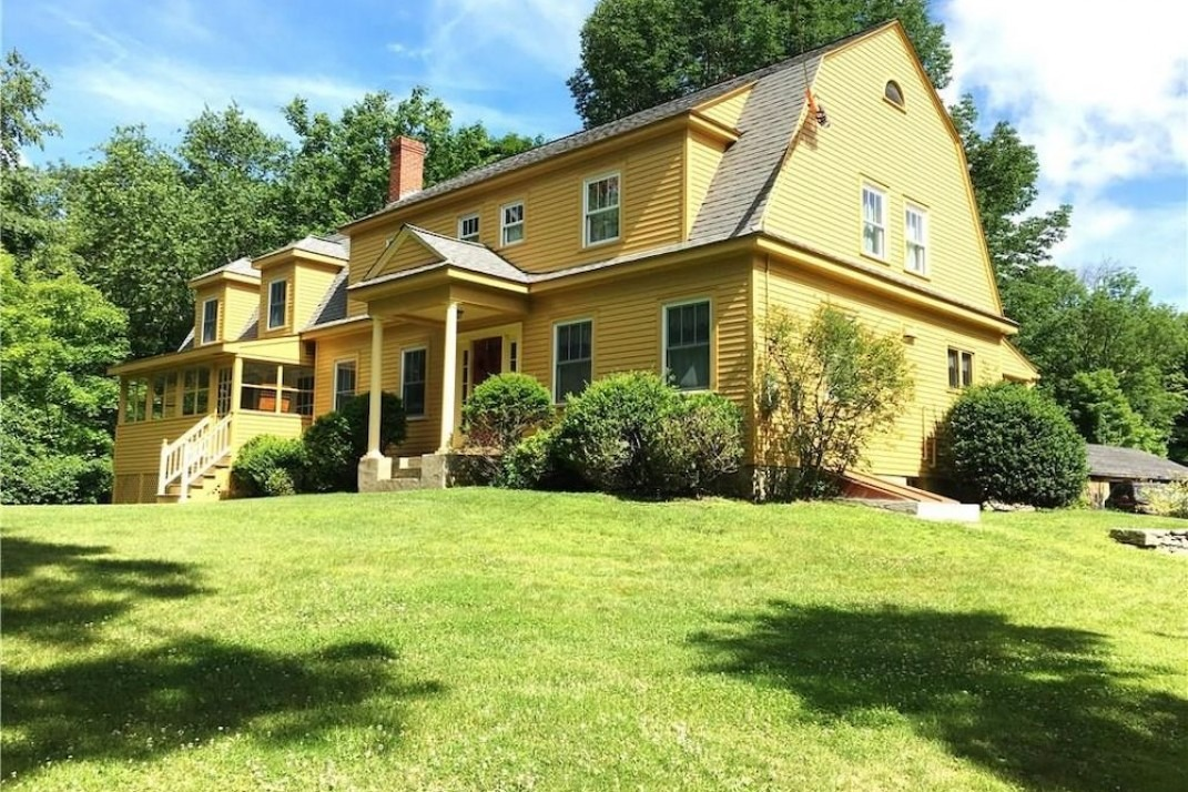 A Historic Dutch Colonial With Lots Of Room To Spread Out In