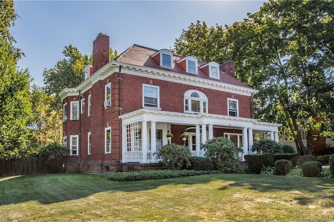 Magnificent 5 Houses In West Hartford A New England Town With Charm To Interior Design Ideas Inesswwsoteloinfo