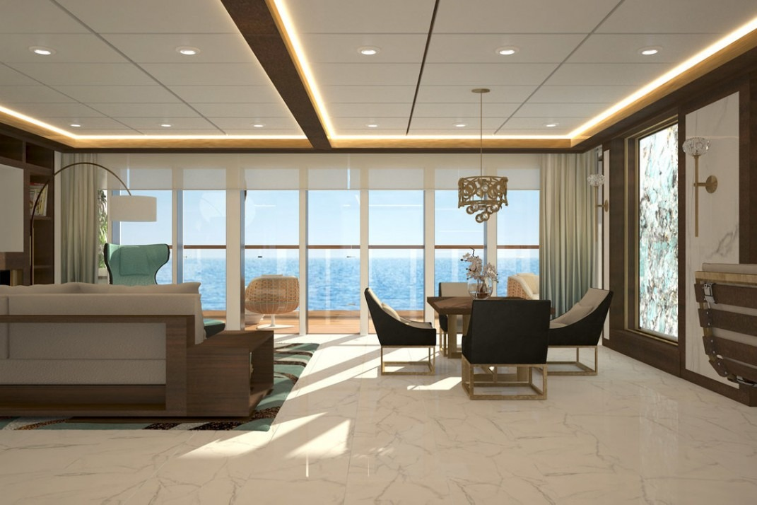You Can Get A Cruise Ship Condo At A Manhattan Price If The Monthly Fee Doesn T Sink You