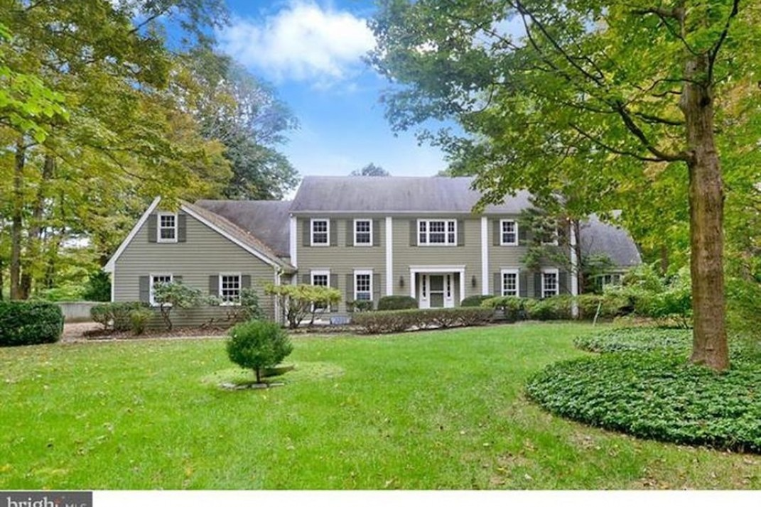 5 houses in the brainy, beautiful college town of Princeton, NJ