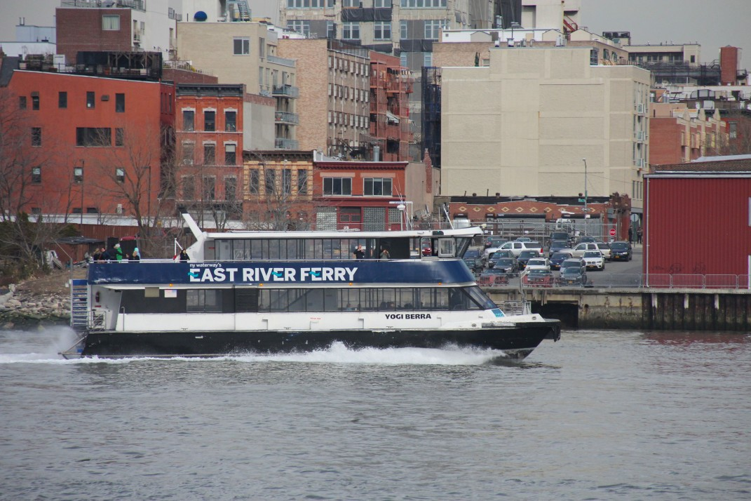 How expanded NYC ferry service is opening up neighborhoods