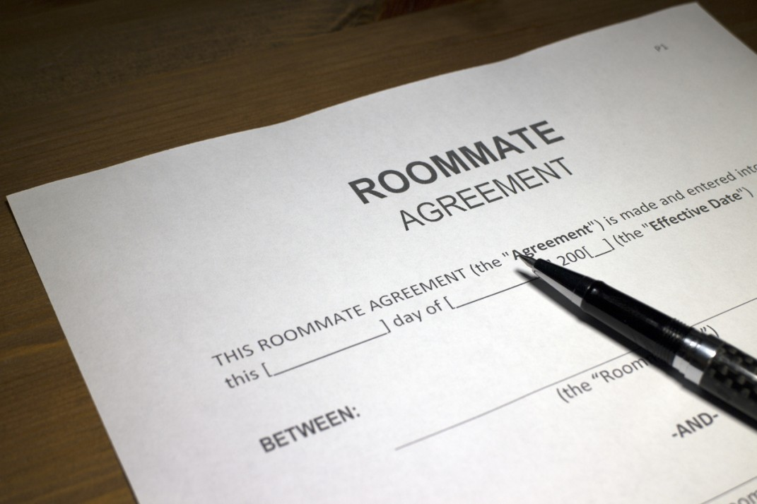 Some Nyc Roommates Are Drawing Up Contracts Outlining Their