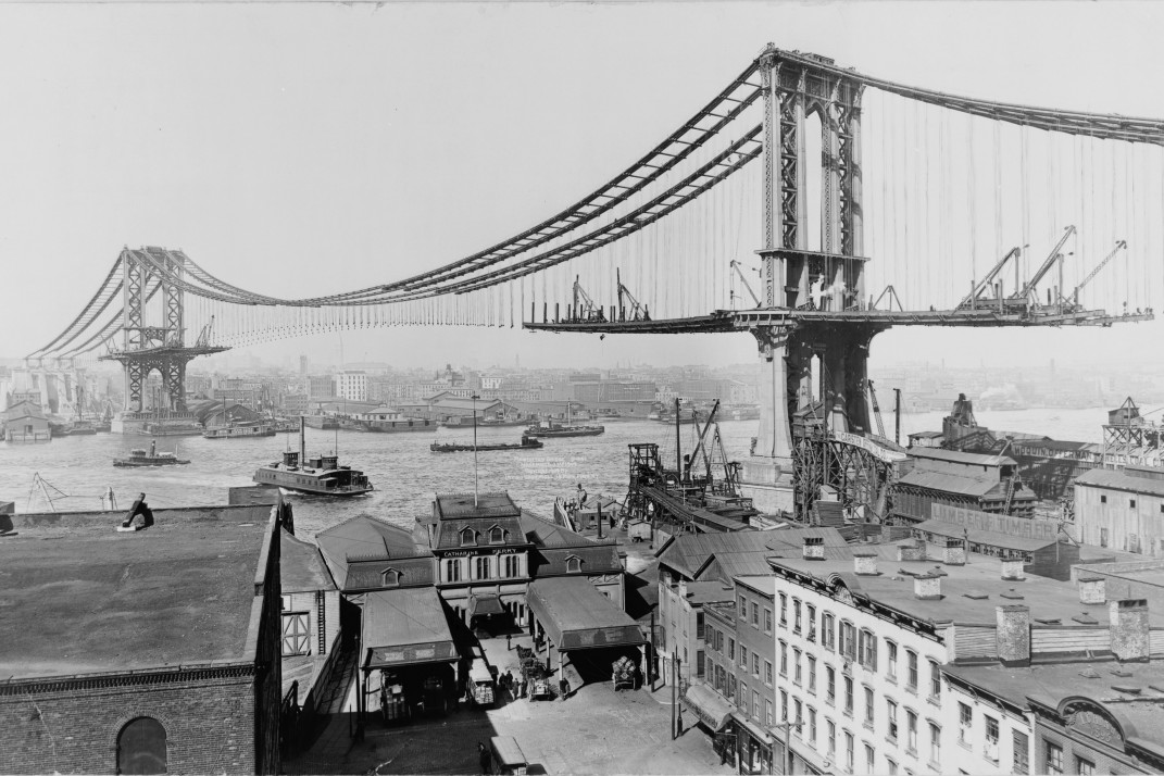 The 25 best books about New York City history