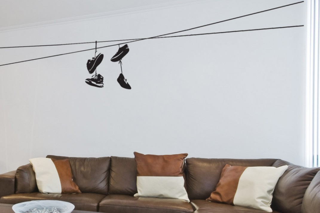 The 12 Best Temporary Wall Decals For New York City Apartments