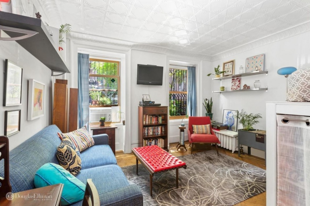 This Charming Park Slope Studio Is Priced Well But Could