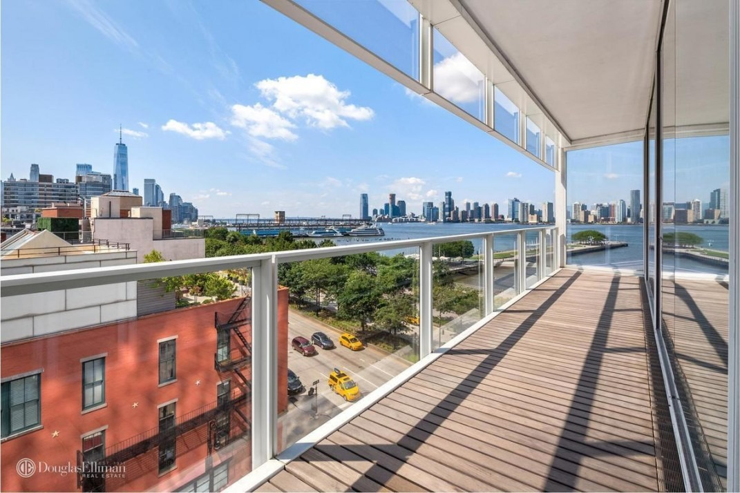 A Luxury Greenwich Village Condo With Walls Of Windows That You Can Rent For 28 000 A Month