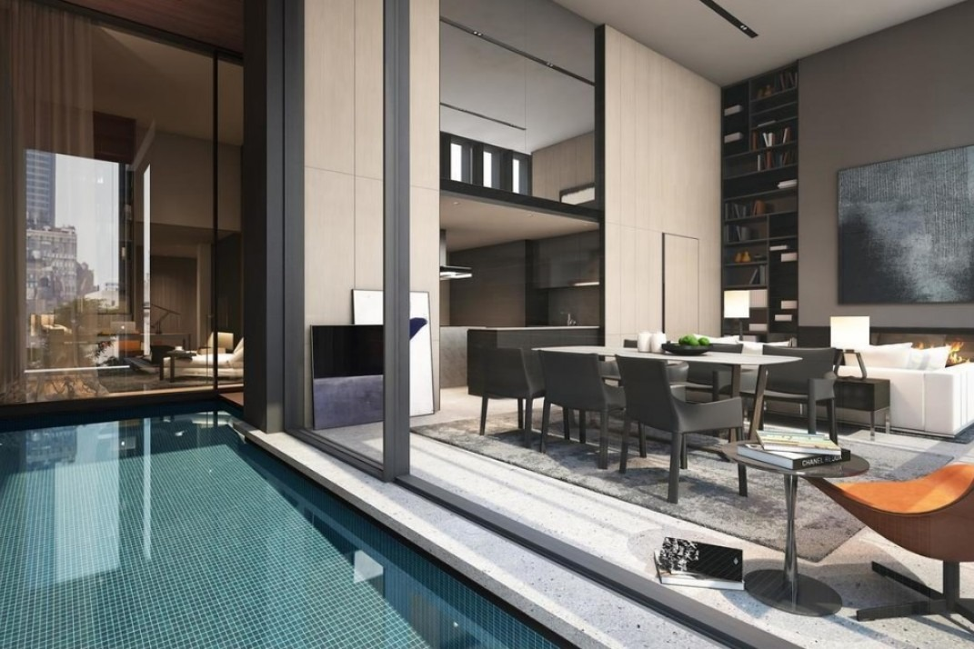What You Need To Know About Ing A Nyc Apartment With Private Swimming Pool