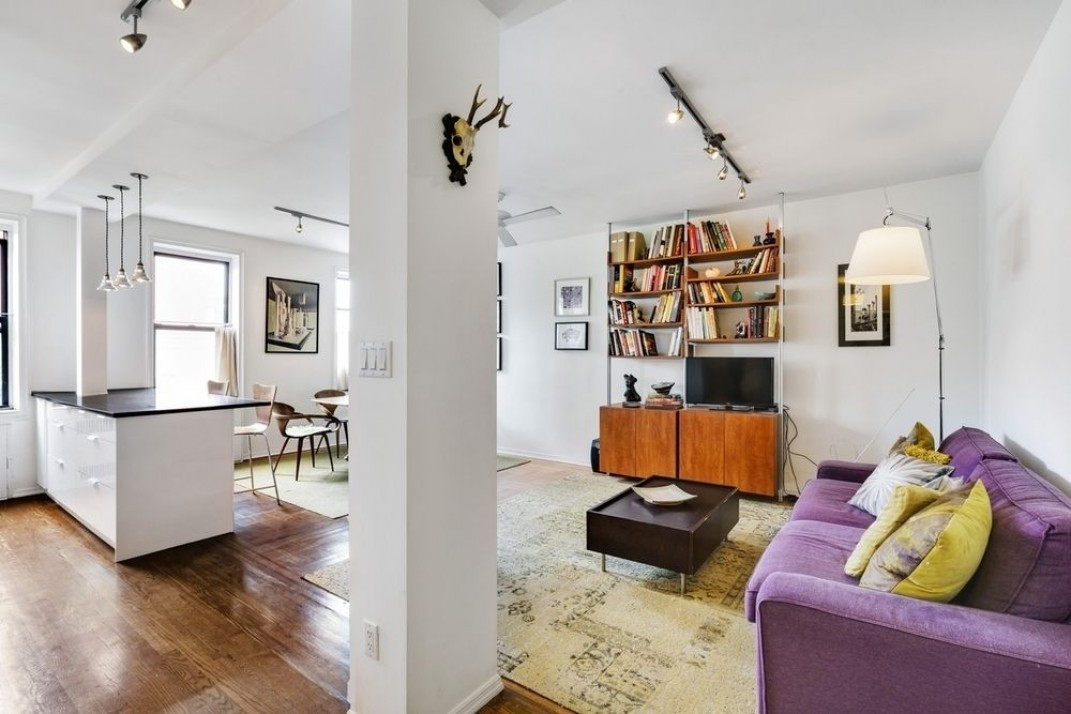 This Kensington One Bedroom Has Space Light And Storage