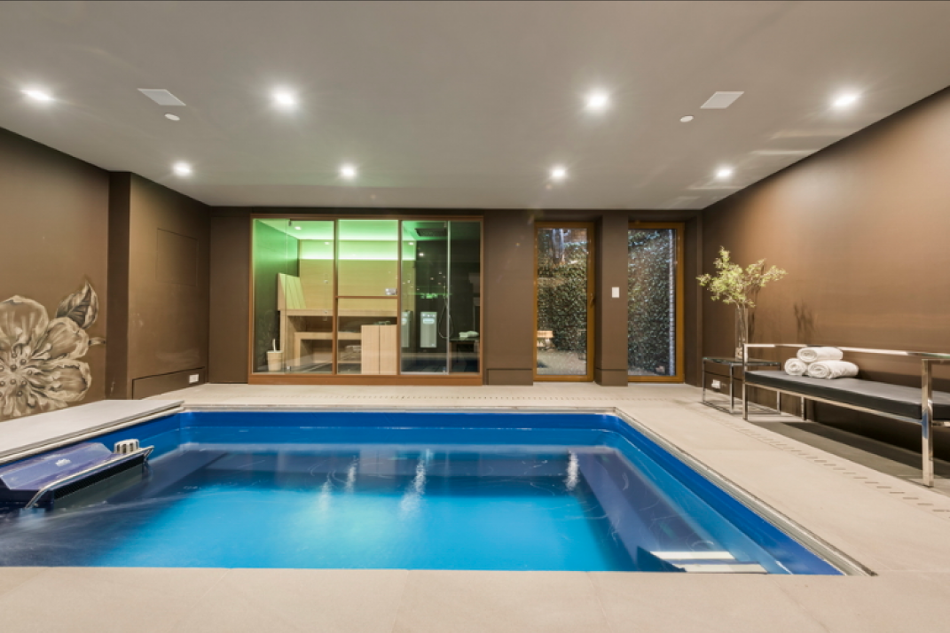 5 Apartments With Indoor Pool Access To Make It Feel Like Summer All Winter Long
