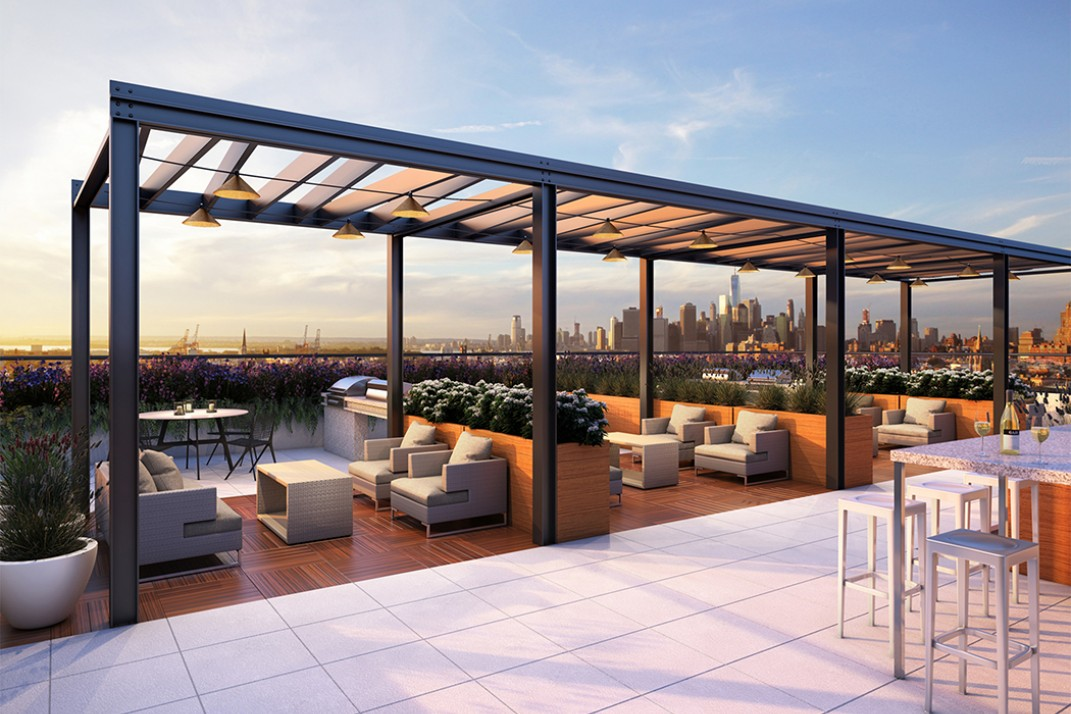 Islands In The Stream Nyc Rental Apartment Buildings With Rooftop Views Of Water