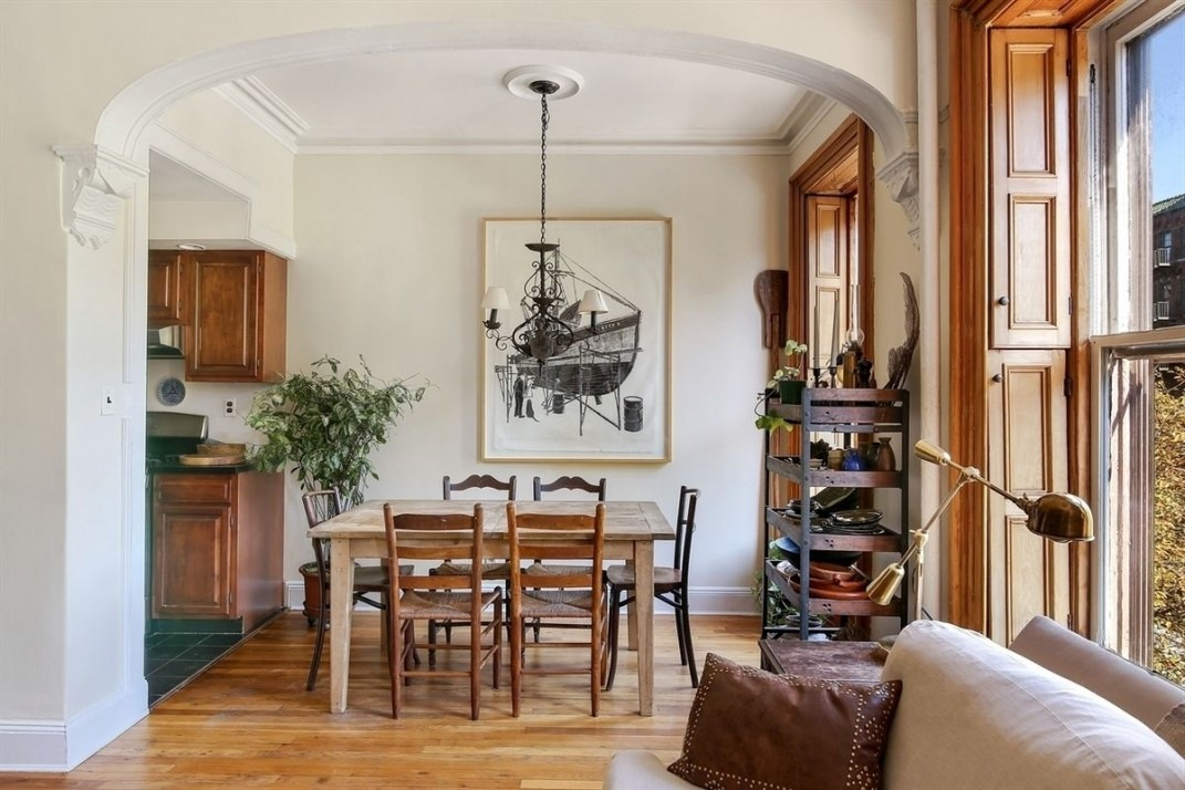 A One Plus Bedroom In A Clinton Hill Mansion With Early 1900s Grandeur For 935 000