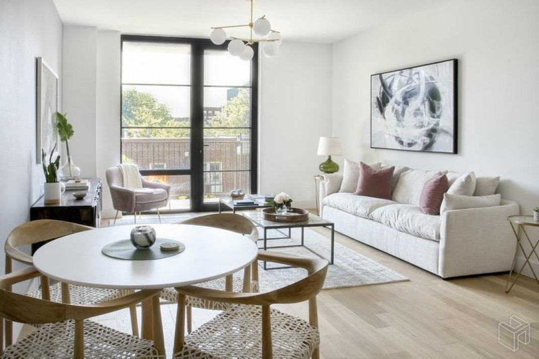 A Kensington Two Bedroom With A Smart Layout And A Tax Abatement For 650 000