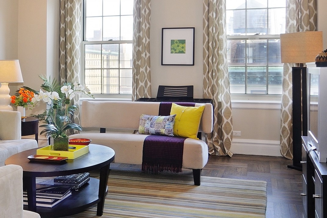 11 tips from top designers for staging your apartment like a pro