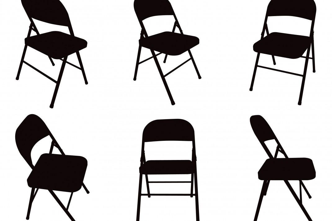 the best folding chairs for nyc apartments just in time for holiday