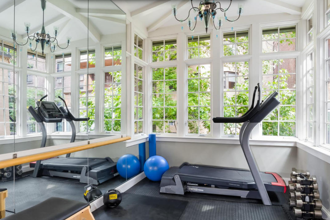 Personal gyms for privacy seeking fitness enthusiasts