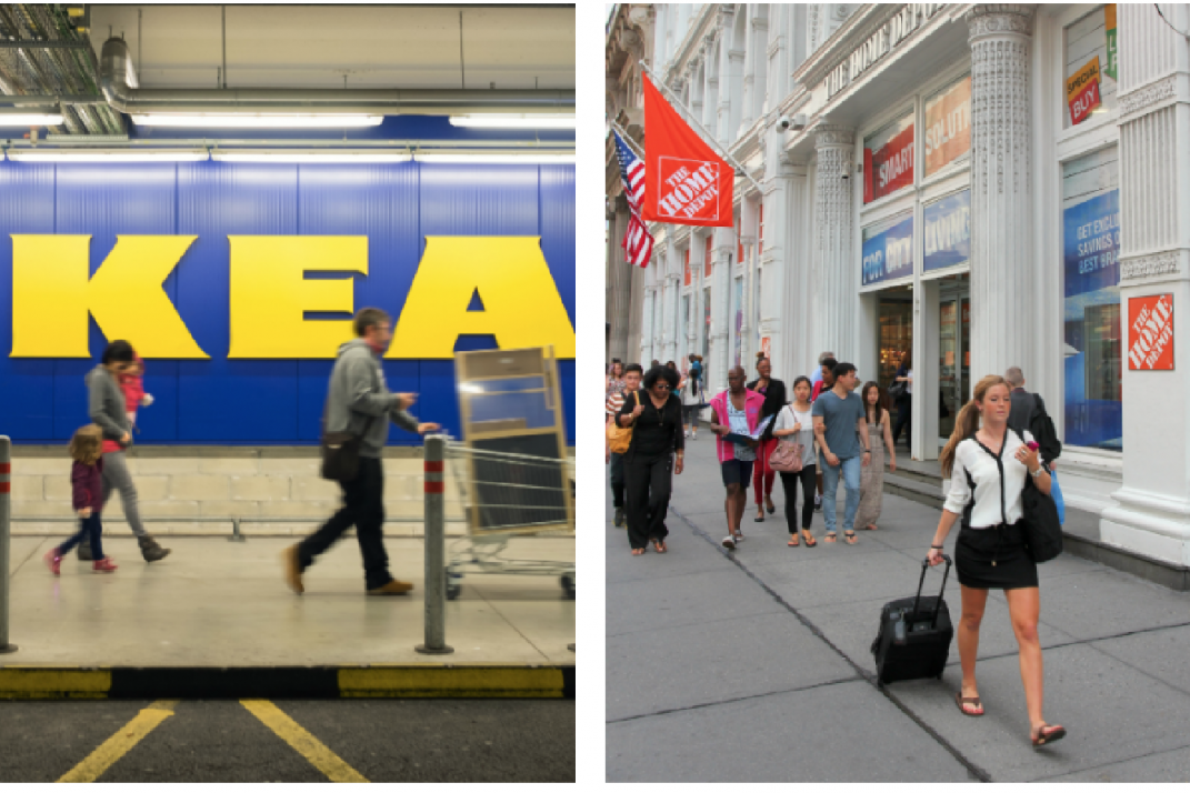 IKEA versus Home Depot: Which should you chose for a NYC apartment