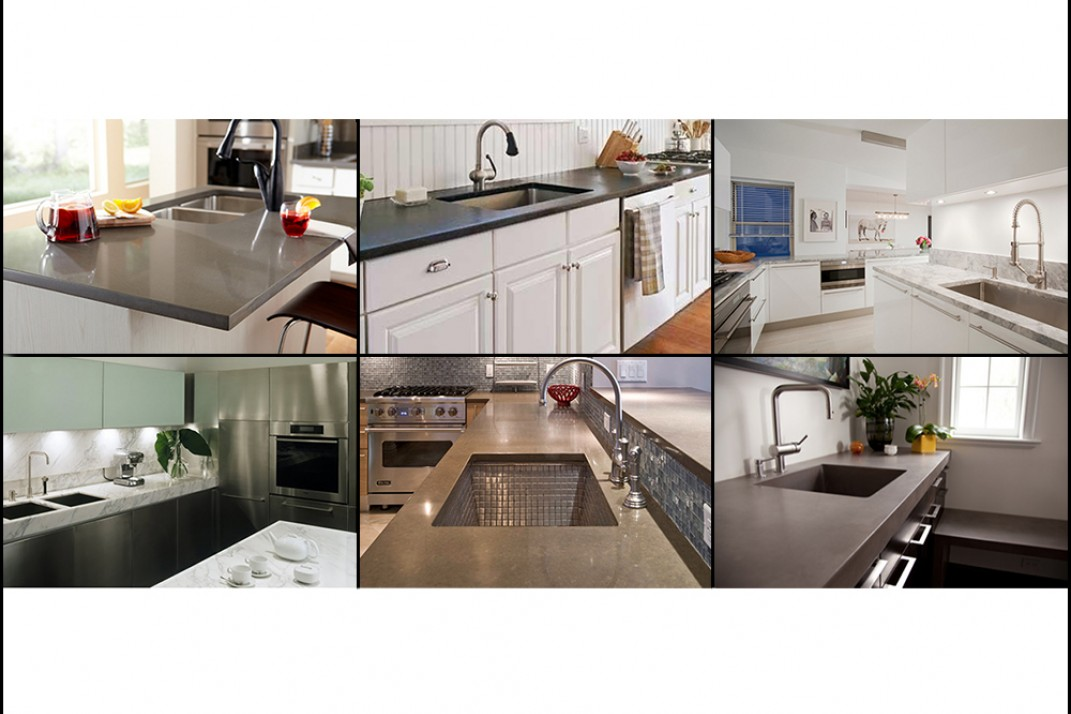 NYC Renovation Qs: What\'s best for kitchen countertops?