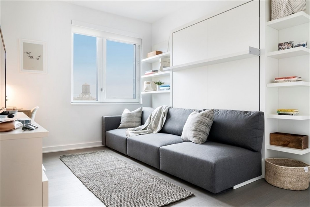 Would you rent this co-living microsuite in Long Island City ...