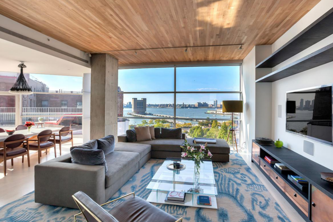 7 Nyc Apartments That Take Up The Entire Floor