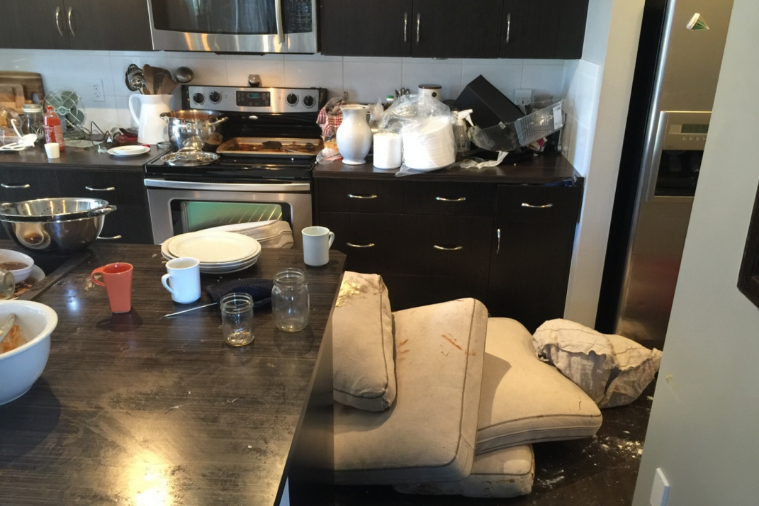 Is this the worst Airbnb disaster of all time?