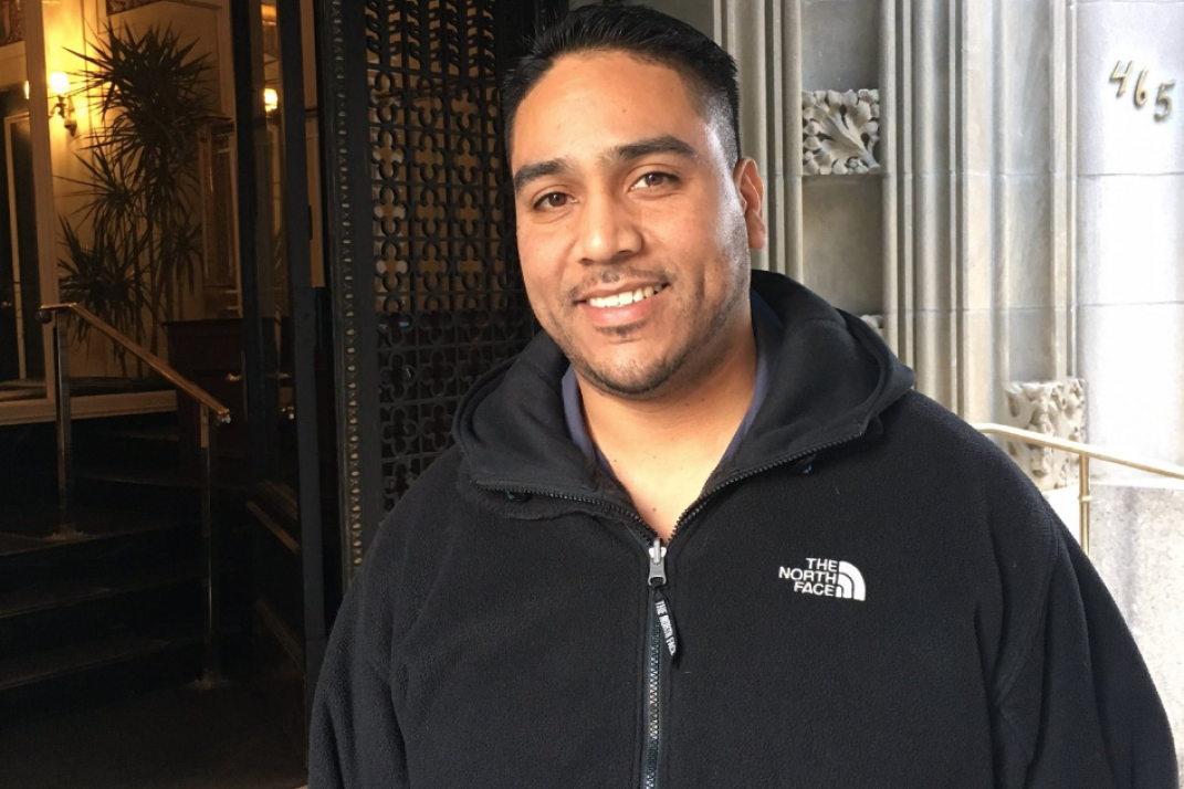 An uptown doorman doles out advice for other future gatekeepers