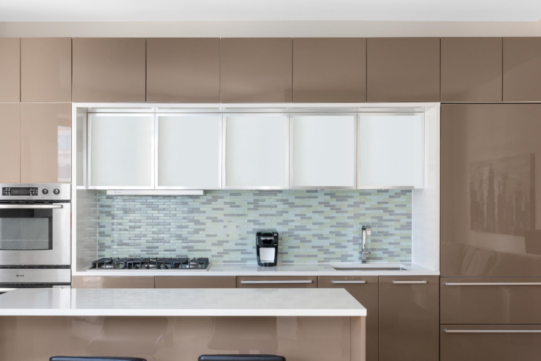 Five kitchens with integrated appliances that make a space ...