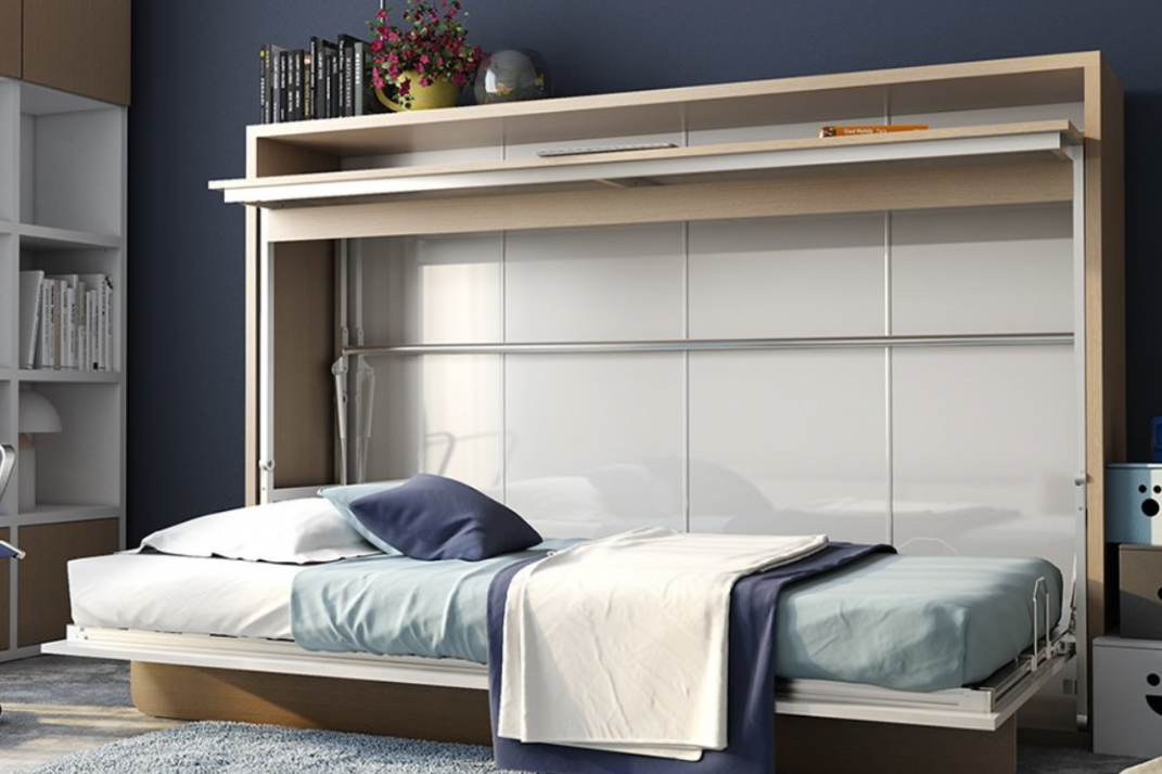 They Re Space Savers But How Comfortable And Convenient Is Life With A Murphy Bed