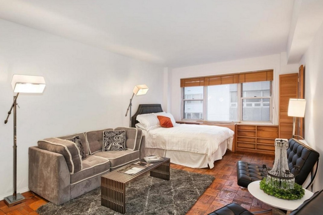 Looking For An Under48K Apartment Believe It Or Not We've Found Simple One Bedroom Apartments In Manhattan Style Collection