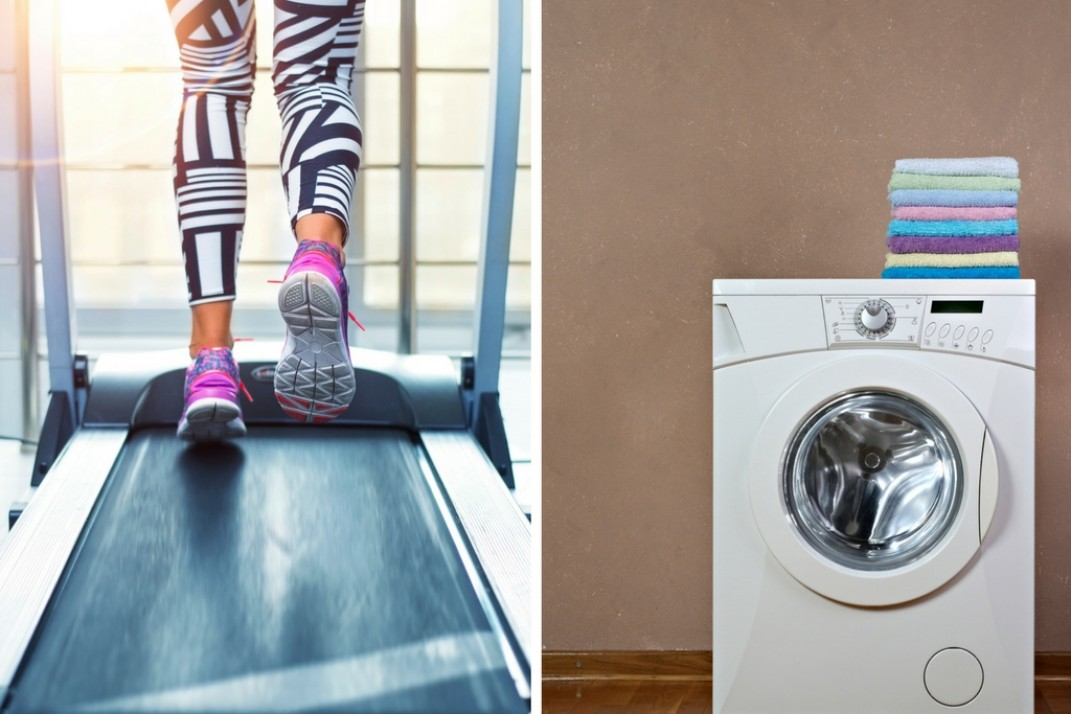 Wash And Dry Or Pump And Sweat Would New Yorkers Prefer Their Own