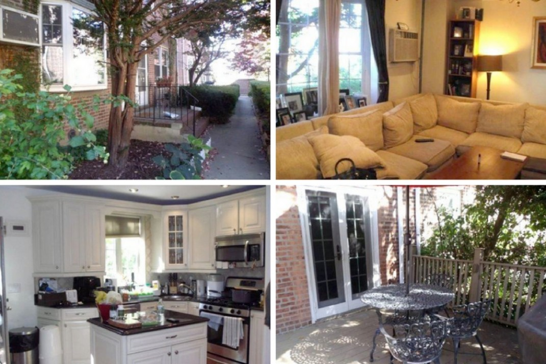 This Sunnyside Gardens Townhouse Rental Could Be The Ticket Out Of Apartment Living