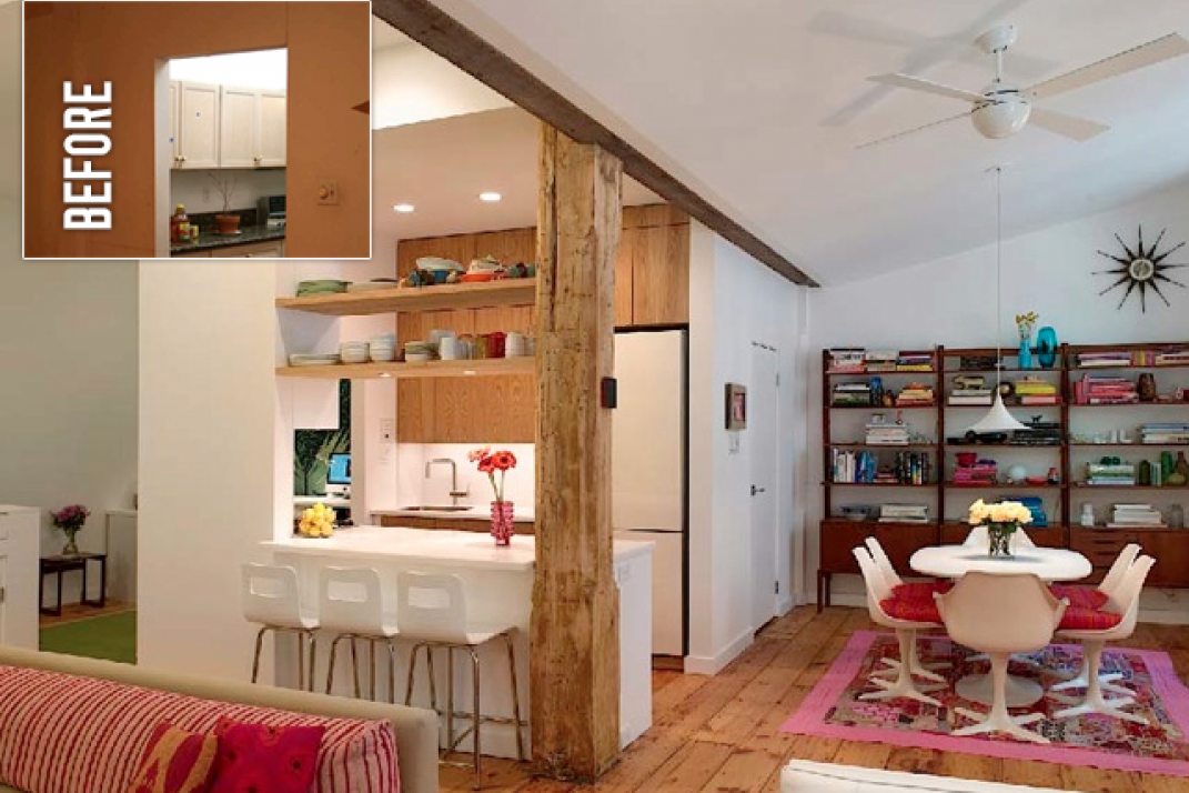 Nyc Renovation Questions Galley Kitchens Necessary And Not So Evil Especially If You Get Creative