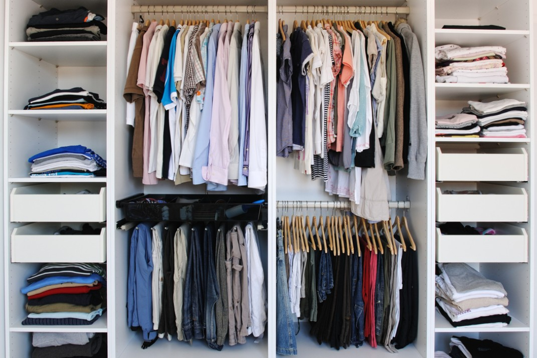 Groovy Organizers To The Rescue 10 Ways To Maximize Your Closet Home Interior And Landscaping Ologienasavecom