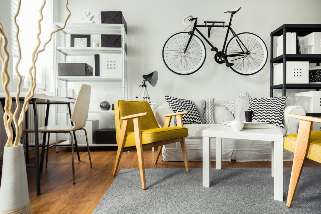 7 ways to redecorate your apartment—WITHOUT buying new furniture