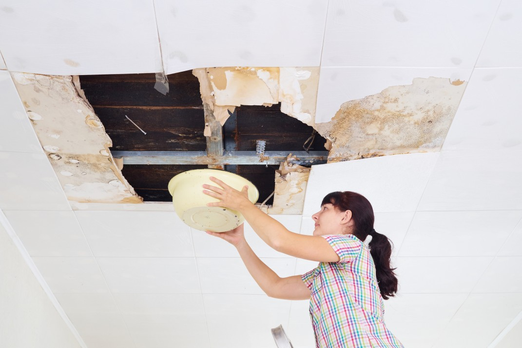 Leak In Your Apartment Here S What You Can Do To Take Care Of It For Good