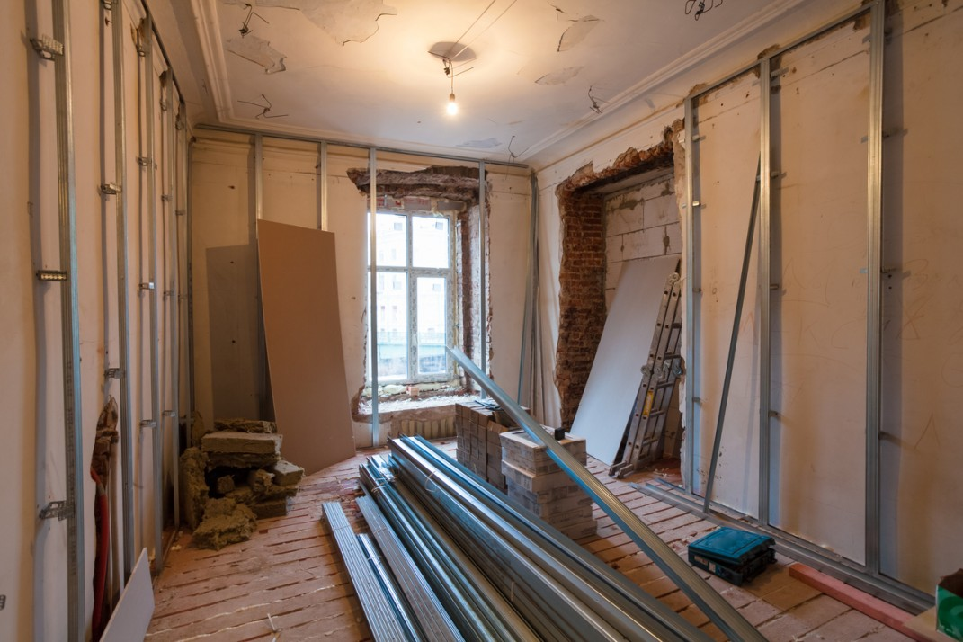 Our landlord is doing renovations that will shrink the ...
